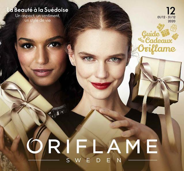 catalogue oriflame maroc decembre 2020