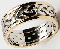 Celtic Wedding Bands for All
