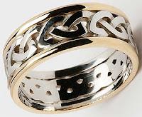 Celtic Wedding Bands for All