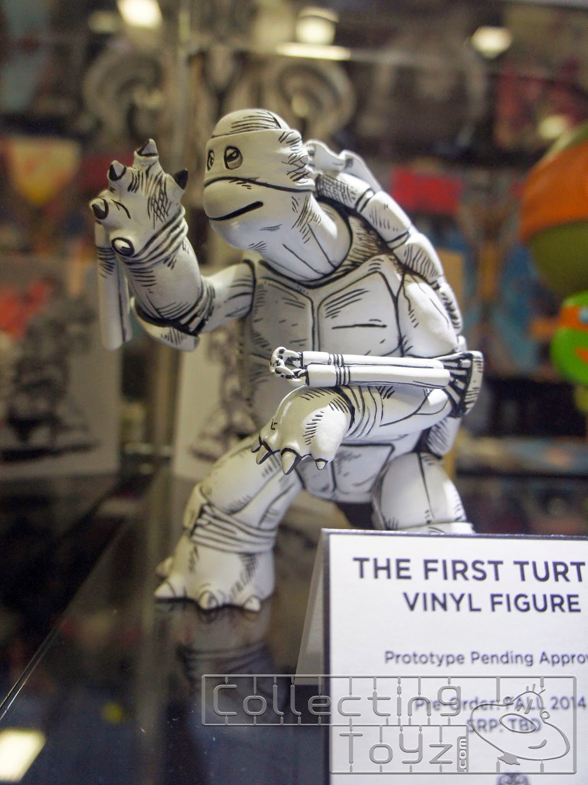 Collecting Toyz Mondo At Sdcc Bott Funko Pop Hellboy Sword Ie By The Time We Made It To Mondos Booth Turtle Pin Was Sold Out Really Wanted That Lol So Stoked See These Tmnt And Iron Giant Toys Being