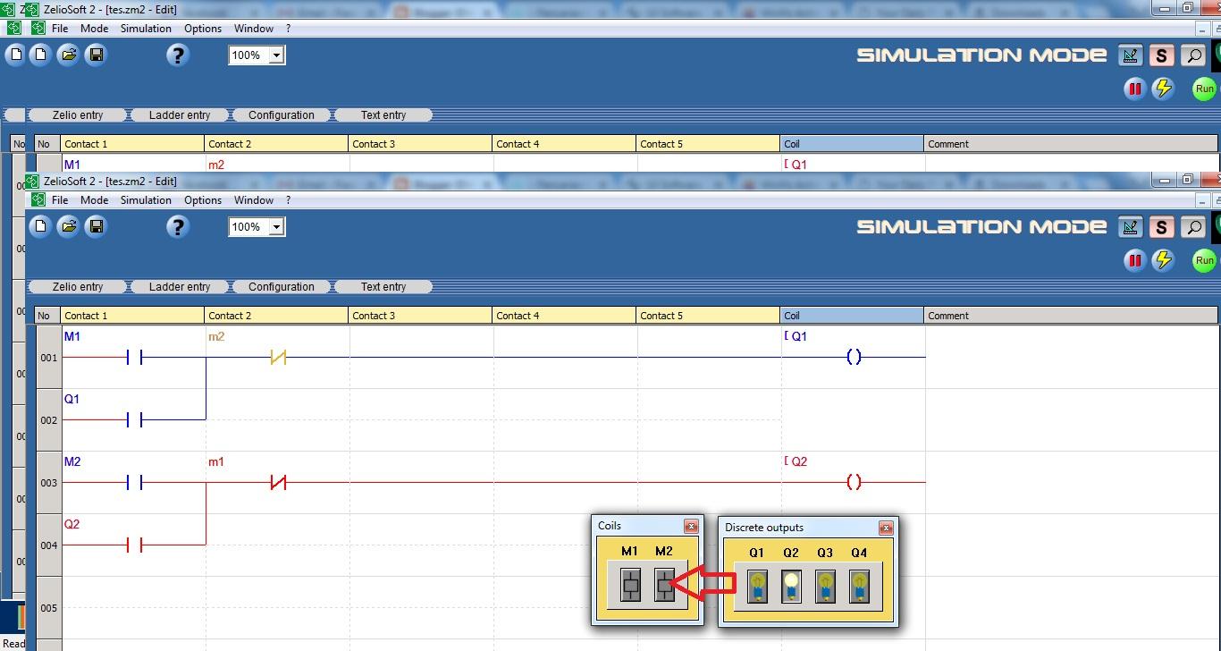 Tutorial dasar plc programmable logic control zelio engineer demikianlah tutorial plc kali ini untuk postingan selanjutnya saya akan memposting rangkaian ladder diagram untuk gerbang logika and nand or nor ccuart Images