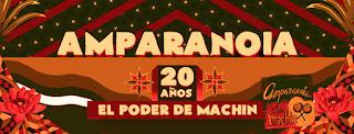 Tour 20 aniversario de Amparanoia