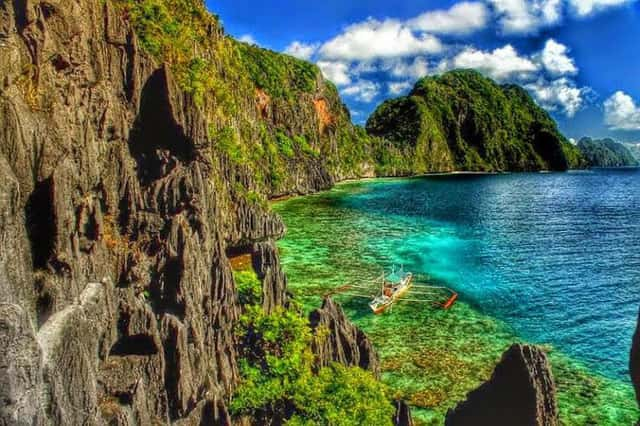 Hidden Beach Palawan