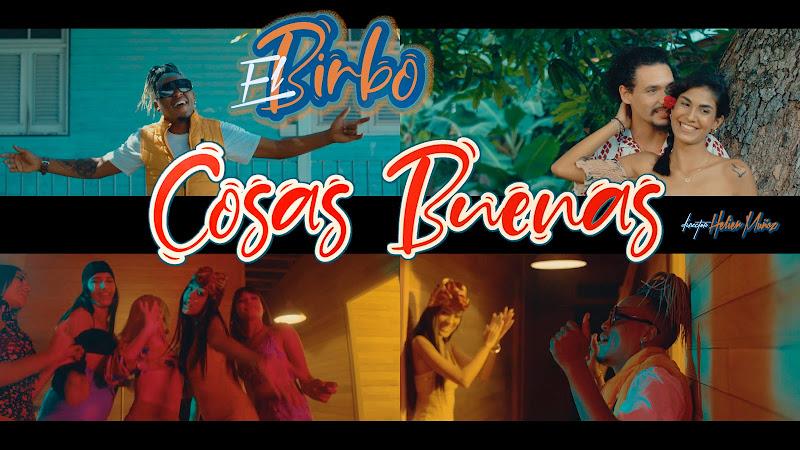 El Birbo - ¨Cosas Buenas¨ - Videoclip - Director: Helier Muñoz. Portal Del Vídeo Clip Cubano. Música cubana. Reguetón. CUBA.