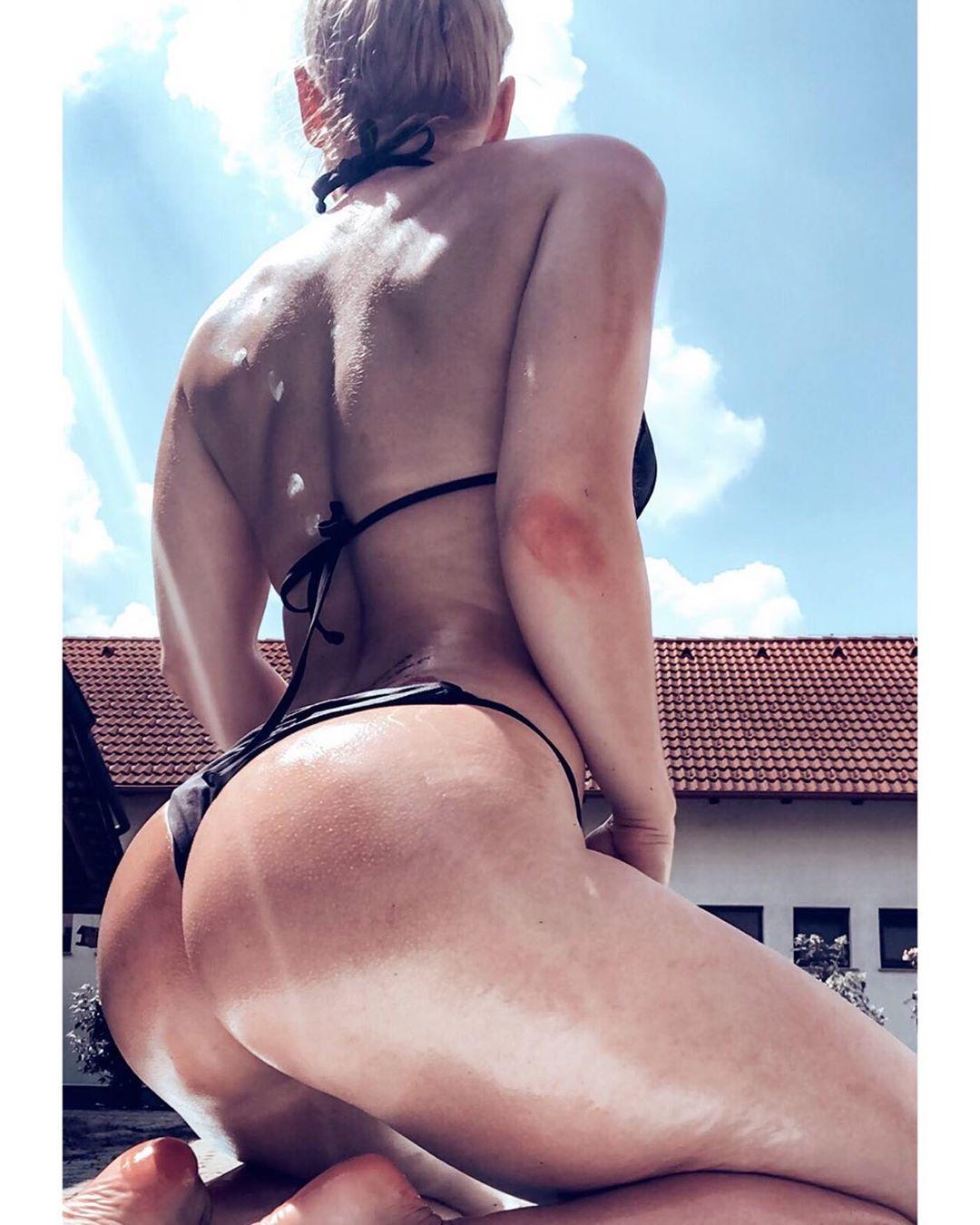 Andreja Rituper tem o melhor rabo do mundo
