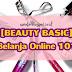 [BEAUTY BASIC] Tips Belanja Makeup (Online) | Aro Kopa