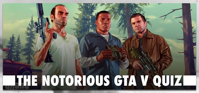 The notorious GTA V quiz Answers | Bequizzed