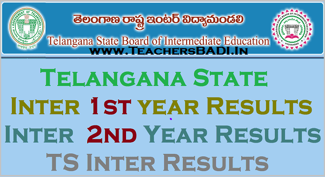 NEWS, KNOWLEDGE AND TECH: Ts Inter Supplementary Results
