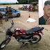 Estudante morre enforcado enquanto pilotava moto no interior da Bahia