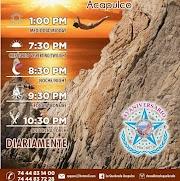 Checa horarios de los clavados en La Quebrada de Acapulco