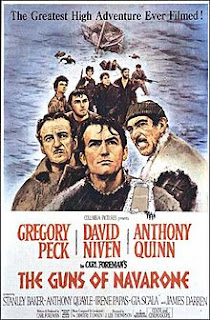 guns of navarone movie poster