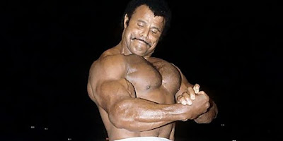 Some Details on Rocky Johnson's Possible Cause of Death