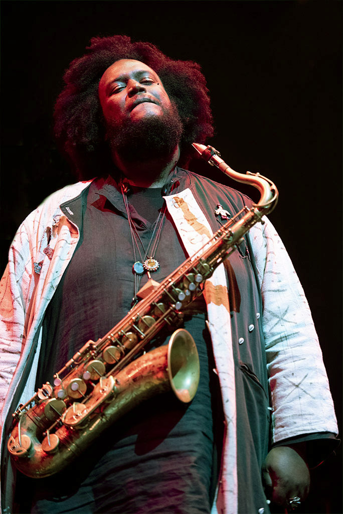 Kamasi Washington - Ciclo 1906 de Jazz - Teatro Coliseum (Madrid) - 13/5/2019