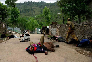 Muslims Killed in Indian Held Kashmir by Hindu Soldiers