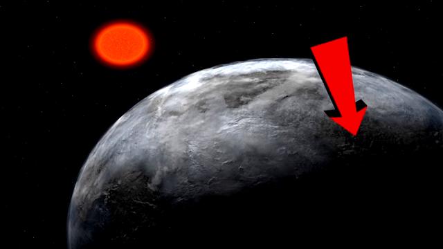 Gliese 581c planet aneh