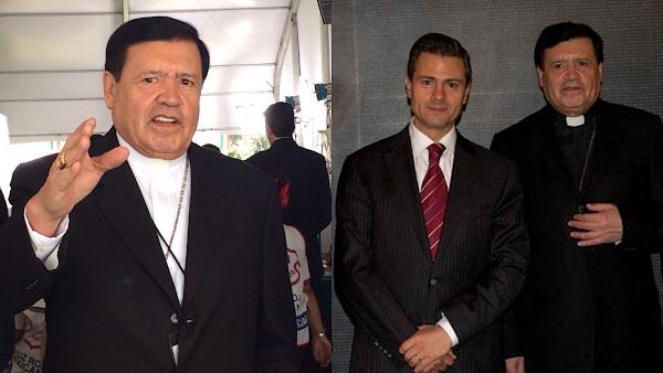 La Iglesia Católica asegura que estar en contra del presidente EPN, es un delito grave ante Dios.