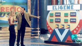 Carlos Lozano presentó 'El Precio Justo' en TVE
