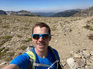 James on Mountain Pass