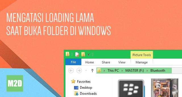 buka folder Windows dengan cepat