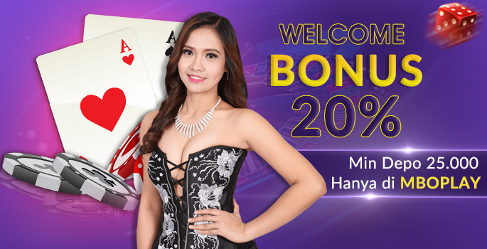 Bonus Welcome 20%