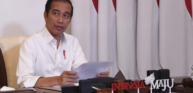 Berubah Lagi, UU Ciptaker Diteken Jokowi Bertambah Jadi 1.187 Halaman