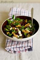 (salatka z feta i burakami