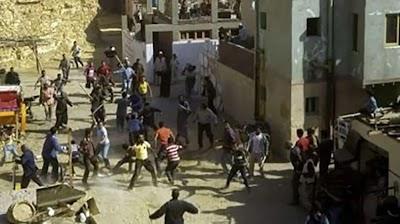 إصابة شخصين برش خرطوش في مشاجرة بسبب خلافات الجيرة في البلينا بسوهاج