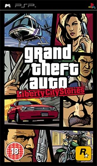 Grand Theft Auto Liberty City Stories (PSP ISO) Español