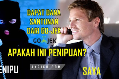 Hati-hati Penipuan Mengatasnamakan Go-Jek Indonesia