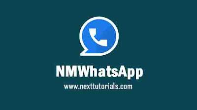 NMWhatsApp v9.87 Apk Latest Version Anti Banned,Instal Aplikasi NMWA Apk Mod Terbaru 2021,tema nmwhatsapp keren,wa mod terbaik anti blokir,