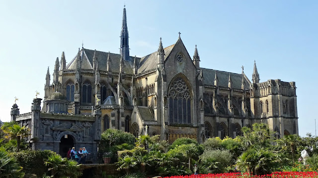 Arundel Cathedral west sussex england