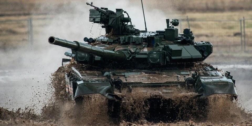 Російська армія взяла на озброєння новий боєприпас для захисту бронетехніки від високоточної зброї