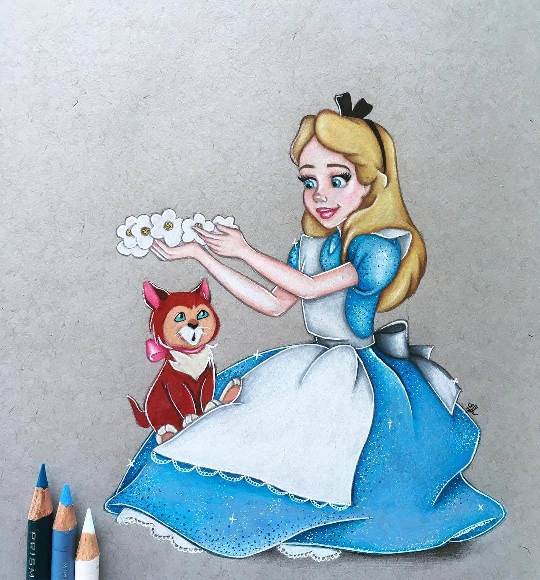 07-Alice-in-Wonderland-Tabitha-Cartoon-and-Animation-Characters-in-Drawings-www-designstack-co