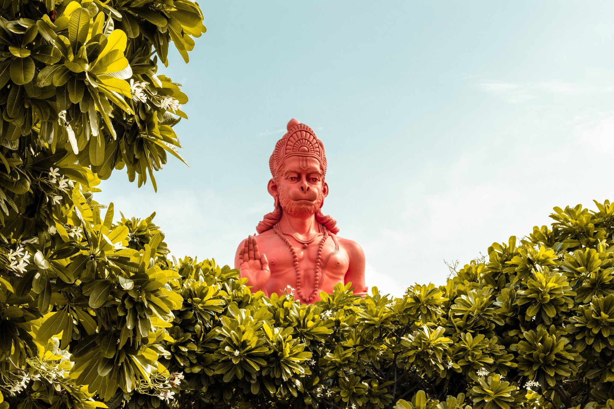 Hanuman-Moola-Mantra, Hanuman-Gayatri-Mantra, Manojavam-Marutatulyavegam-Mantra