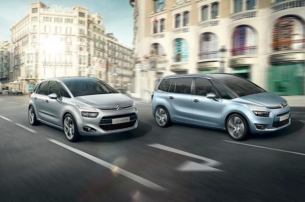 Citroën C4 Picasso y Grand C4 Picasso