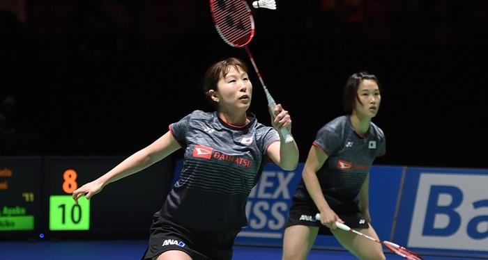 Ayako Sakuramoto-Yukiko Takahashi Japan Open 2018