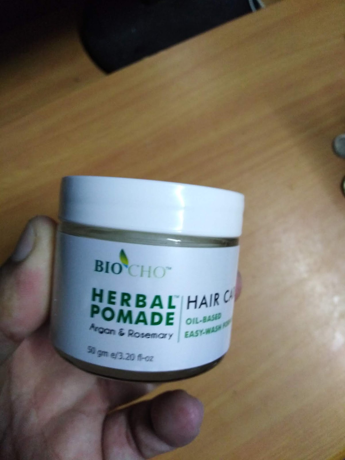 biocho herbal pomade