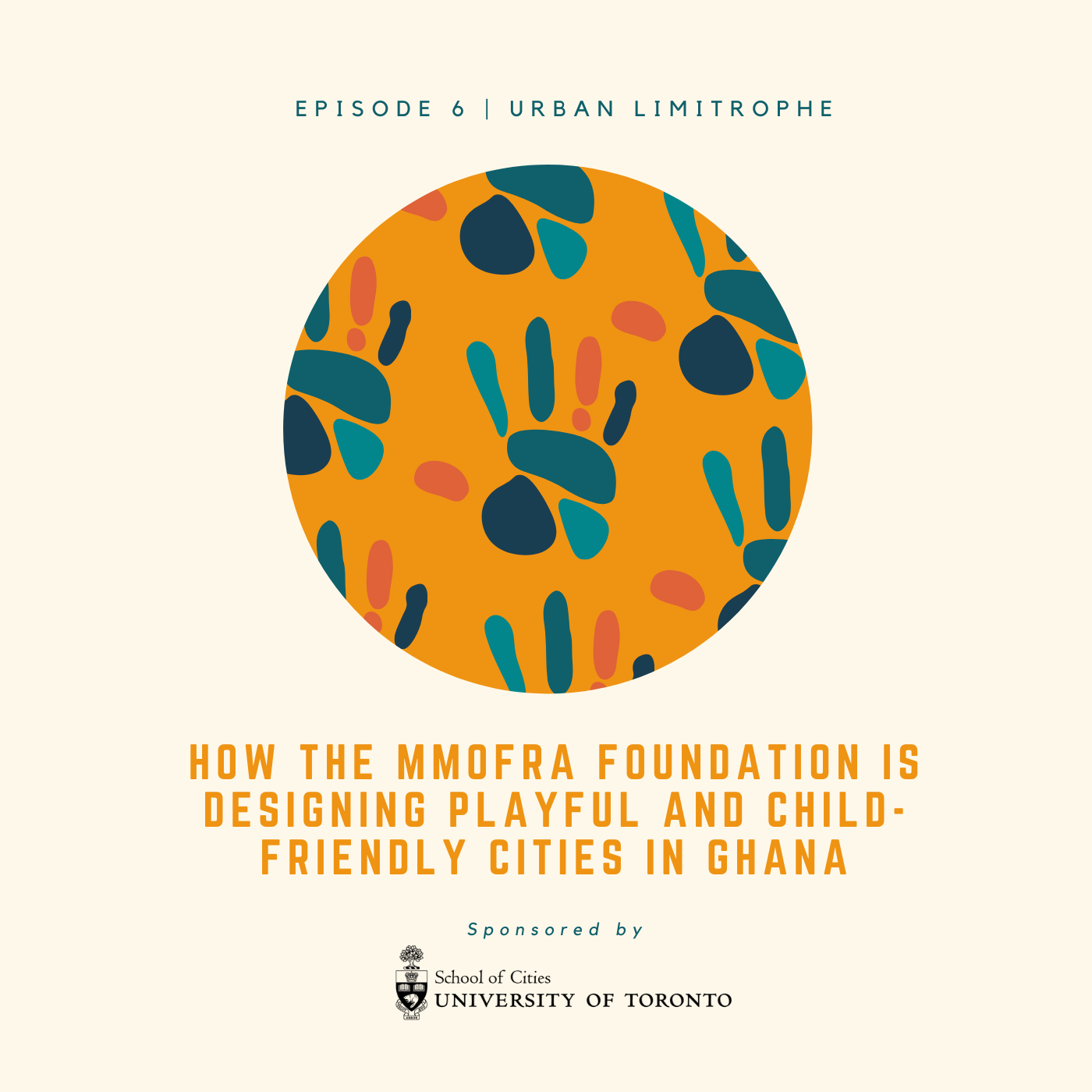 Episode 6: How the Mmofra Foundation is Designing Playful and Child-Friendly Cities in Ghana | Urban Limitrophe | #playfulcities #childfriendlycities #urbanchildhoods