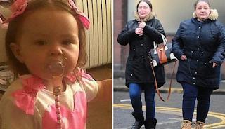Λεσβίες μαμάδες άφησαν την 2 ετών κόρη τους να πεθάνει από την πείνα γεμάτη ψείρες και ψύλλους