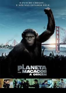 Planeta Dos Macacos: A Origem - Dublado