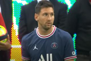 Lionel Messi makes PSG debut, 8/29/2021