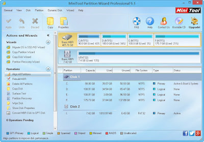 MiniTool Partition Wizard Professional Edition Sundeep Maan
