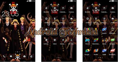 Downoad Tema One Piece Apk Untuk Semua Hp Android