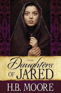 Heidi Reads...  Daughters of Jared by H.B. Moore