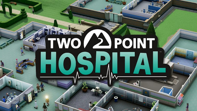 Two Point Hospital PS4 Ranneveryday