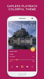 Pulsar Music Player v1.7.12 Full APK