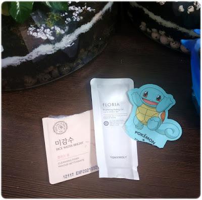 Testuję sample koreańskich kosmetyków, cz.2