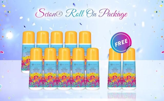 Promo Nu Skin Deodorant Roll On Desember 2020