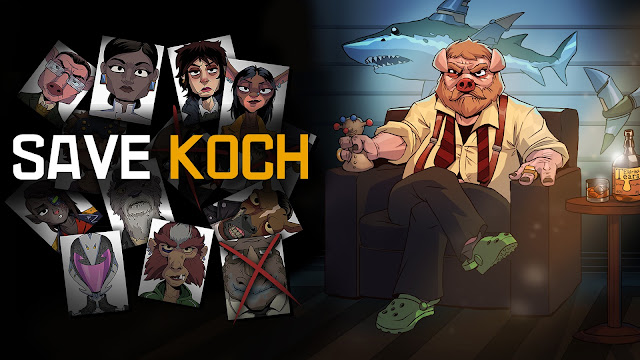 Spend 7 days in isolation to survive. Save koch – 40% OFF on nintendo Switch