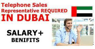 Telesales Representative Recruitment For Beauty & Fitness Company Dubai | Salary: AED 4001-5000